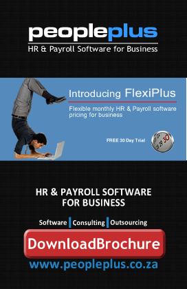 hr & payroll software brochure